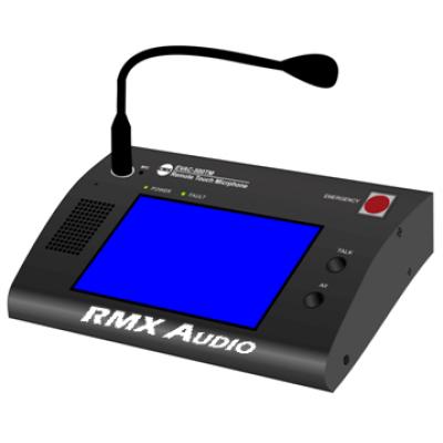 Дистанционный Пейджинговый Микрофон RMX 5500P