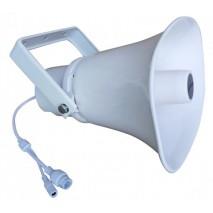 RMX audio выпустила новый 30Вт уличный IP POE рупорный громкоговоритель